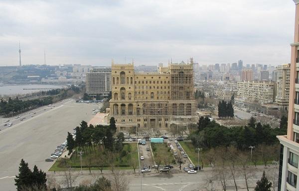 baku azerbaigian