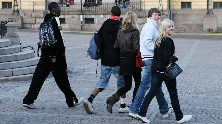 studenti finlandia