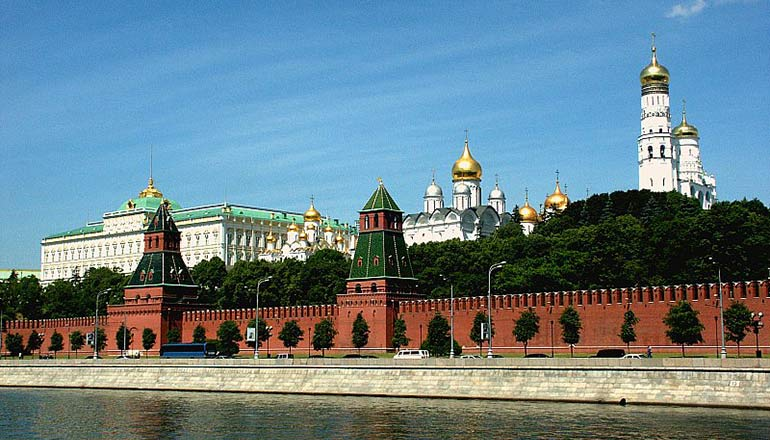 cremlino russia