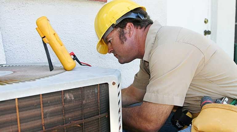 manutenzione aria condizionata