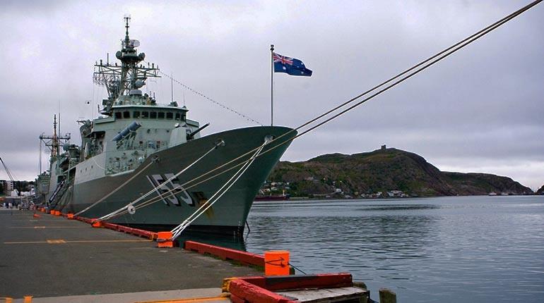 marina militare australiana