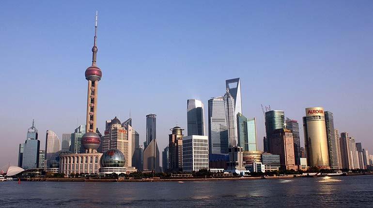 shanghai cina